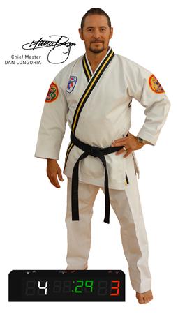 CHIEF MASTER DANIEL LONGORIA | Strikefirst Taekwondo Scorekeeper | ATA Worlds 2017